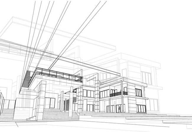 planche concours architecte PVC rigide